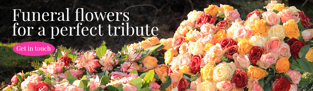 Funeral Flowers by Mouse House Flowers in Pocklington