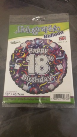 18th Balloon